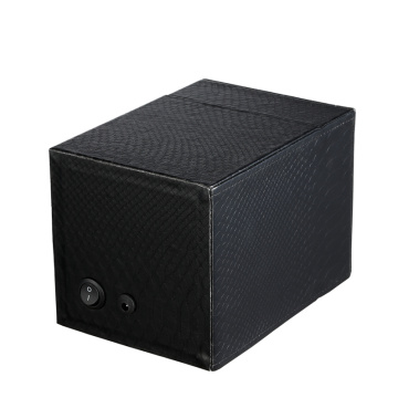 luxury watch winder safe single