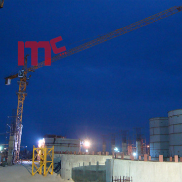 Stationary Topless Tower Crane