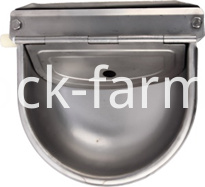 Stainless Steel Drinking Bowl