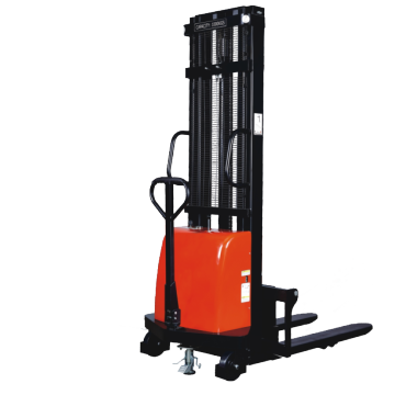 cheap price 1 ton semi-electric stackers