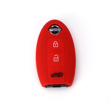 Nissan silicone key fob cover 3 buttons