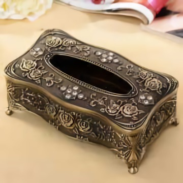 European-style Luxury Tissue Box