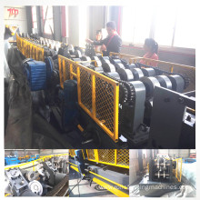 Automatic purlin cz steel roll forming machine