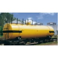 New design g11 Acid and Alkali Tank Wagon