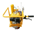manual cold spraying borum road marking machine