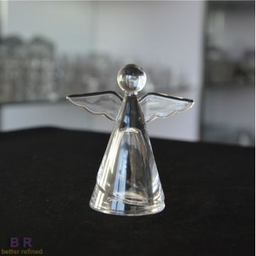 Crystal Little Angel Glass Ornament For Home/Gift