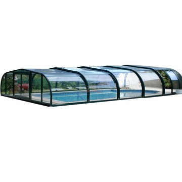 Telescopic Swimming Pool Enclosure