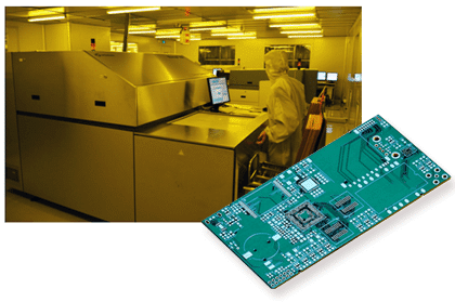 Advanced HDI PCB Manufacturing Equipment