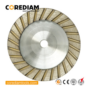 115mm Diamond Turbo Cup Wheel for Stone Grinding