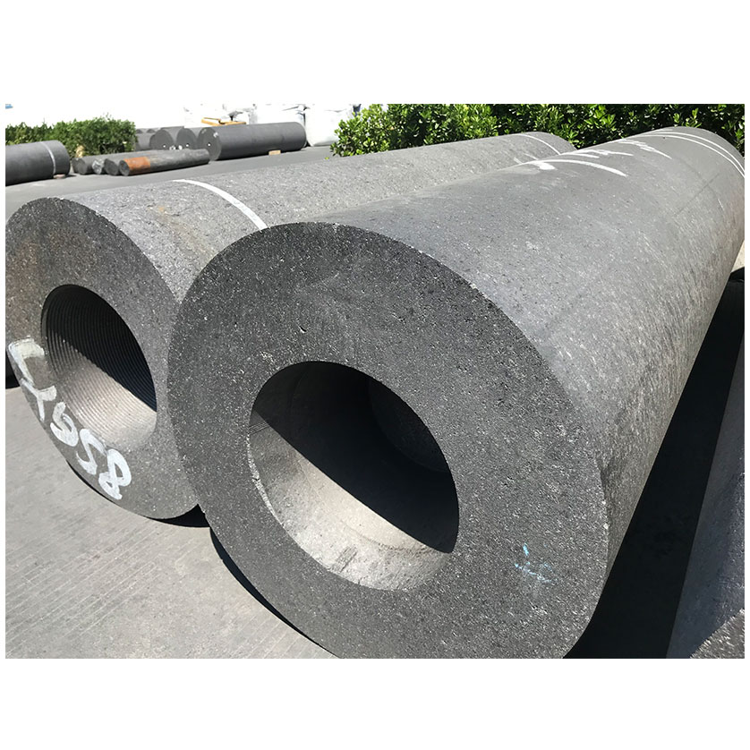 EAF Steel Making UHP 300mm Graphite Electrode Price