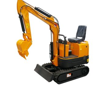 Toy excavator towable mini super