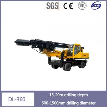 Engineering Pile Equipment DL-360 for Sale