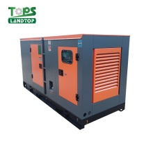 10KVA Portable Silent Type Diesel Generator Home Use