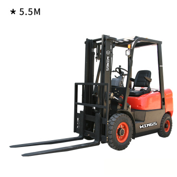 1.5 Tons Diesel Forklift  (5.5-meter Lifting Height)
