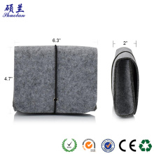 New style good qulaity felt charger organizer