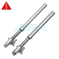 Up-side-down Silver Front Shock Absorber for 150 cc Sport Motorcycle