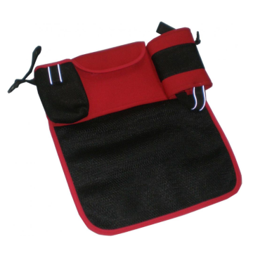 Non-Slip Organizer with Adjustable Straps
