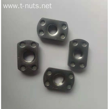 Professional thin plate welding nut