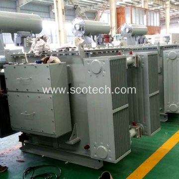 1000KVA 11/0.415KV oil immersed distribution transformer