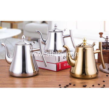 Stainless Steel Teapot Kettle Milk Insulation