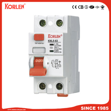 New Type Residual Current Circuit Breaker with IEC61008-1