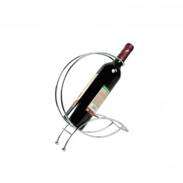 metal wine bottle rack
