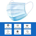 3 Ply Disposable Medical Resposable Face Mask