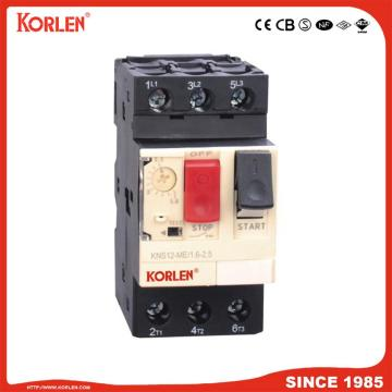 Manual Motor Starter with Thermo Magnetic KNS12 CE