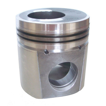 CNC Machined Steel Hydraulic Cylinder Piston Component