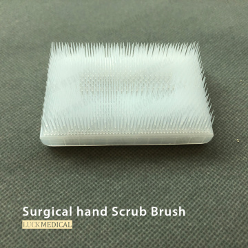 Surgical Scrub Brush/Sponge With Nail Cleaner