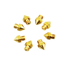 High Demand CNC Turning Machining Brass Nozzle