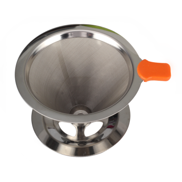 Honeycombed Stainless Steel Coffee Filter