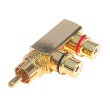 Terminal Connector for RCA Connectors