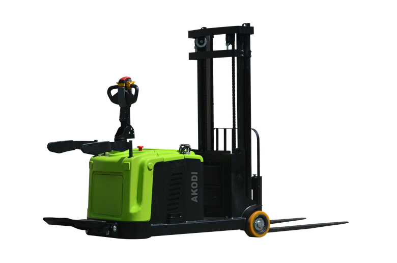 Counterbalance Forklift Stacker
