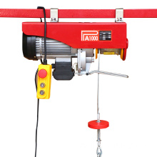Mini Wire Rope Electric Hoist 100KG