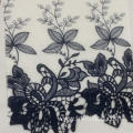 Soft Touch Embroidered Fabric