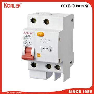 Residual Current Circuit Breaker ELCB KNLE1-100 CB 4P