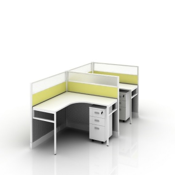office furniture workstation 2 person pc partition
