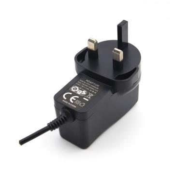UK Plug Wall Adaptor 30V 500mA 0.5A Power Supply Adapter with CE GS