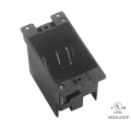 Ul Listed Electrical Plastic Junction Box For Sale