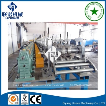 Steel Perforated Strut Channel roller forming machine