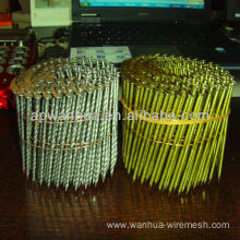 Coil Wire Nails Factory