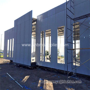 Long Span Anti-Corrosion Fireproof Panel Fiber Cement Board