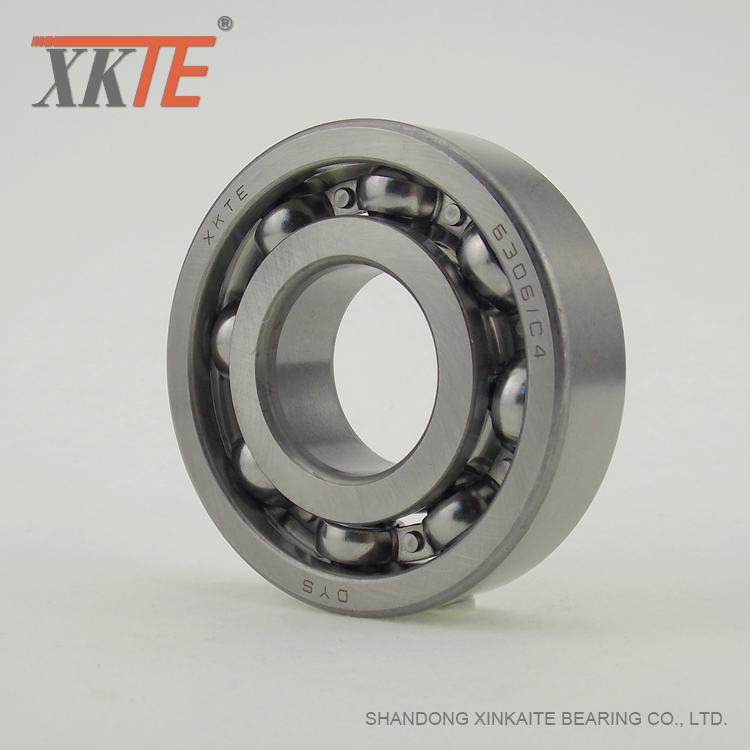 Deep Groove Ball Bearing For UHMWPE Belt Conveyor Roller