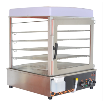 Food steamer used in hotel restaurants