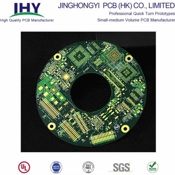 8 Layer Buried Via Hole HDI PCB Board Manufacturing