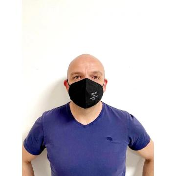 Disposable FFP2 Protective 5Ply Earloop Half Face Mask