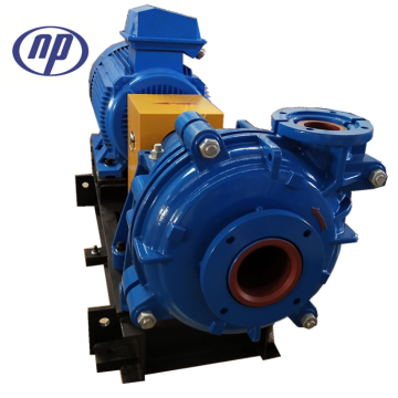 HA  Concentrate Pumping Centrifugal 6X4 Slurry Pump 4 inch  sand pump