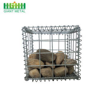 Hexagonal Wire Mesh Welded Gabion Box Cartoon Packing