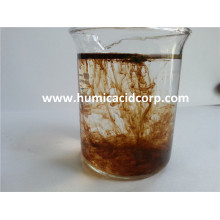 High chelate ability fulvic acid from brown coal